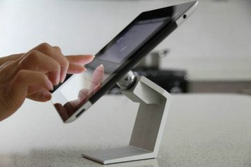 Rotate iPad stand, rotate the iPad stand, iPhone stand, rotate iPhone support